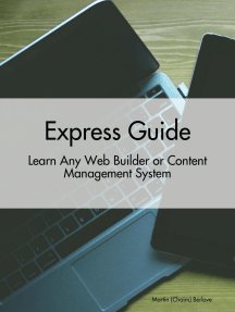 Express Guide: Learn Any Web Builder or Content Management System