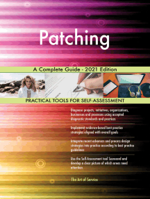 Patching A Complete Guide - 2021 Edition