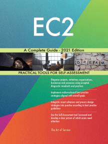 EC2 A Complete Guide - 2021 Edition