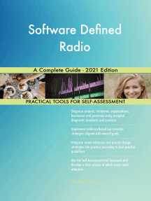 Software Defined Radio A Complete Guide - 2021 Edition
