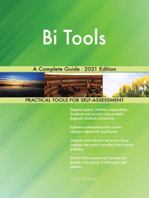 Bi Tools A Complete Guide - 2021 Edition
