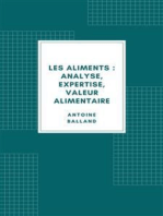 Les Aliments : analyse, expertise, valeur alimentaire (1907)