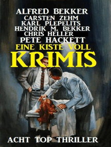 Eine Kiste voll Krimis - Acht Top Thriller