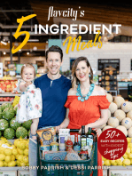 Flavcity's 5 Ingredient Meals