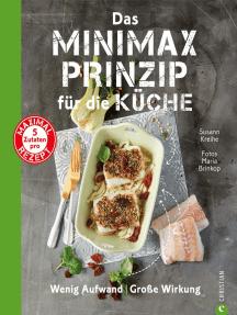 Das Minimax-Prinzip für die Küche: Wenig Aufwand, große Wirkung