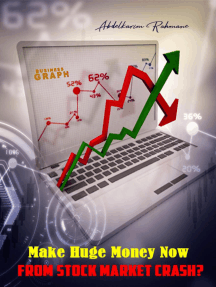 Make Huge Money Now from Stock Market Crash?
