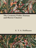 The Cremona Violin (Fantasy and Horror Classics)