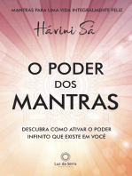 O poder dos mantras: Descubra como ativar o poder infinito que existe em você