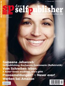 der selfpublisher 20, 4-2020, Heft 20, Dezember 2020: Deutschlands 1. Selfpublishing-Magazin