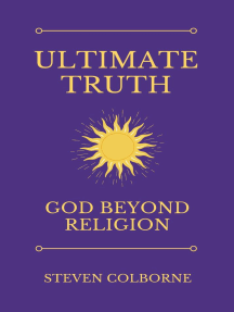 Ultimate Truth: God Beyond Religion