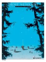 Frohe Weihnacht: Eine Sammlung von 40 der bekanntesten Weihnachtslieder
