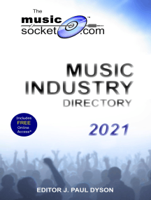 The MusicSocket.com Music Industry Directory 2021