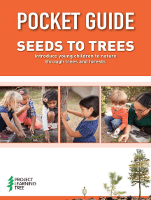Pocket Guide: Seeds to Trees: Introduce Young Children to Nature Through Trees and Forests