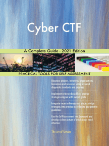 Cyber CTF A Complete Guide - 2021 Edition