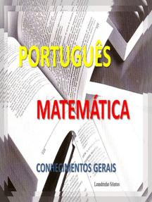 Apoio Pedagógico Matemática/ Língua Portuguesa