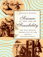 Science in the Age of Sensibility