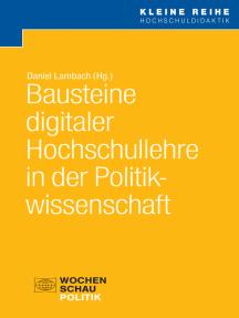 Bausteine digitaler Hochschullehre in der Politikwissenschaft