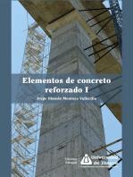 Elementos de concreto reforzado I