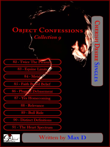 Object Confessions Collection 9