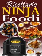 Ricettario Ninja Foodi