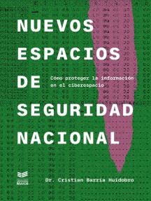 Nuevos espacios de seguridad nacional: Cómo proteger la información en el ciberespacio