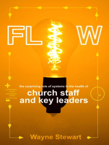 Flow: The Surprising Role of Systems in the Health of Church Staff and Key Leaders