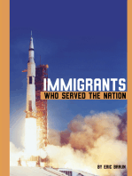 Immigrants Who Served the Nation