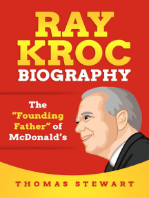 """Ray Kroc Biography: The """"Founding Father"""" of McDonald's"""