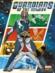 Guardians of the Galaxy 3 - Götter im Weltall