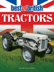 Best of British Tractors