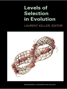 Levels of Selection in Evolution