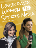 Legendary Women in Sports Media