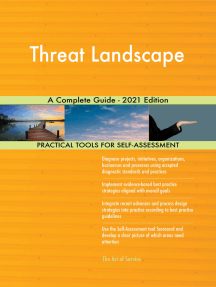 Threat Landscape A Complete Guide - 2021 Edition