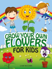 Grow Your Own Flowers for Kids