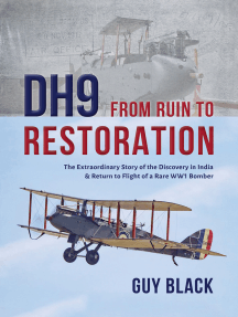 DH9: From Ruin to Restoration: The Extraordinary Story of the Discovery in India & Return to Flight of a Rare WW1 Bomber