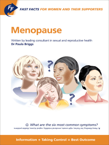Fast Facts: Menopause for Women and their Supporters