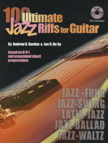 100 Ultimate Jazz Riffs for Guitar: 100 Ultimate Jazz Riffs