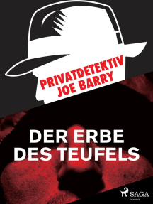 Privatdetektiv Joe Barry - Das Erbe des Teufels