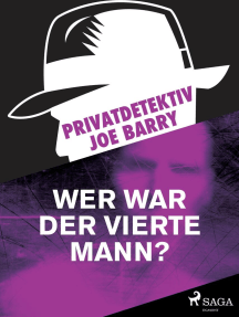 Privatdetektiv Joe Barry - Wer war der vierte Mann?