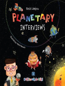 Planetary Interviews: Meet the planets!