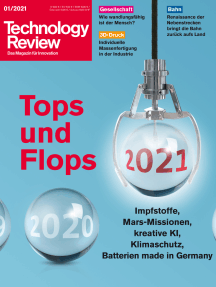 Technology Review 01/21: Tops und Flops 2021