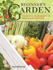 Beginner's Garden: A Practical Guide to Growing Vegetables & Fruit without Getting Your Hands Too Dirty
