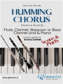 Humming Chorus - Woodwinds & Piano: Madama Butterfly