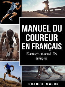 Manuel du coureur En Francais / Runner's manual En Francais