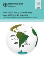 Transición hacia un enfoque ecosistémico de la pesca