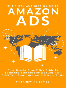 The 7 Day Authors Guide To Amazon Ads