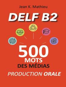 DELF B2 Production Orale - 500 mots des médias