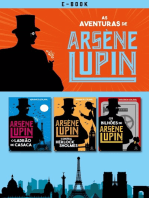 As aventuras de Arsène Lupin