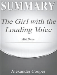 Summary of The Girl with the Louding Voice: by Abi Dare - A Comprehensive Summary