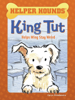 King Tut Helps Ming Stay Weird